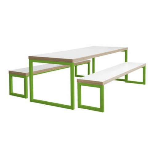 Surprising Axiom Canteen Table And Seating Unit Ocoug Best Dining Table And Chair Ideas Images Ocougorg